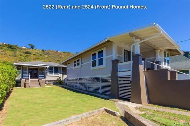 2522 Puunui Avenue, Honolulu, HI 96817 (MLS #202028477) :: The Ihara Team