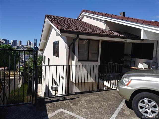 Address Not Published, Honolulu, HI 96822 (MLS #202028512) :: The Ihara Team