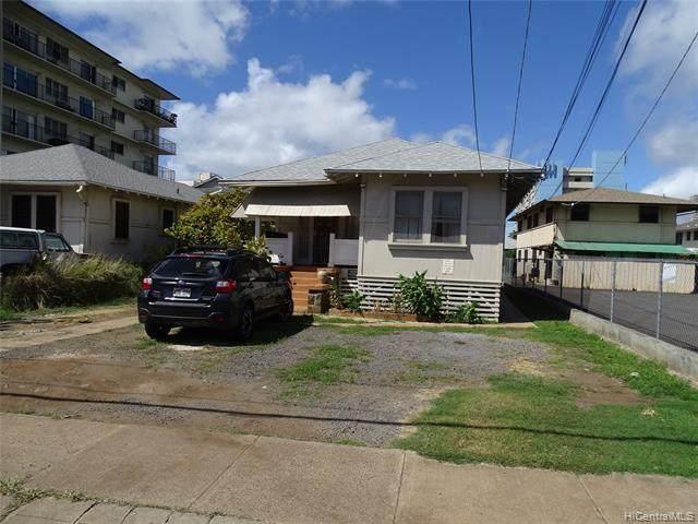 746 Makaleka Avenue, Honolulu, HI 96816 (MLS #202028575) :: The Ihara Team