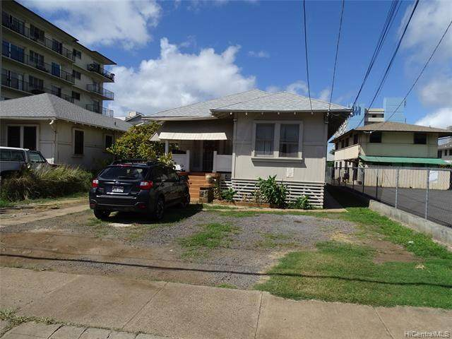 746 Makaleka Avenue, Honolulu, HI 96816 (MLS #202028575) :: Corcoran Pacific Properties