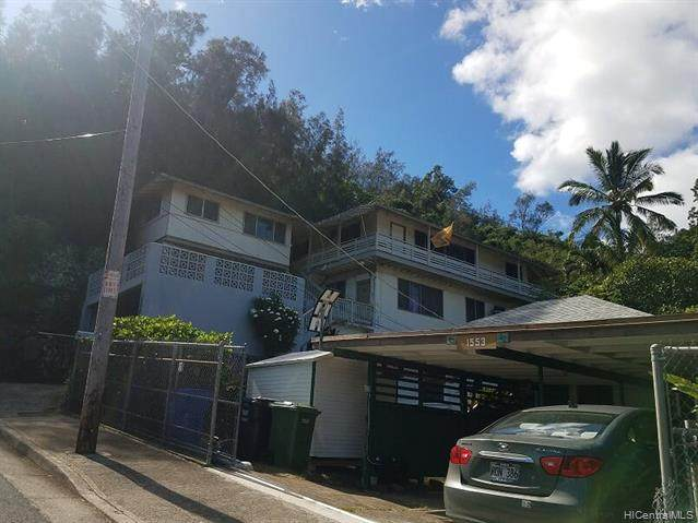 1551 Nobrega Street, Honolulu, HI 96819 (MLS #202028626) :: Barnes Hawaii