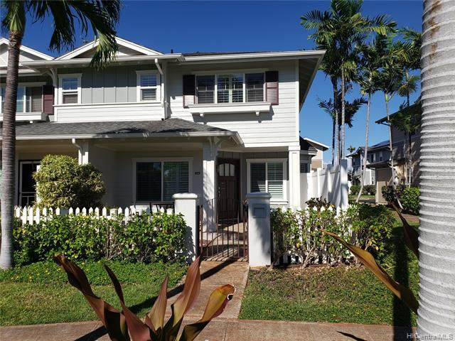 91-2012 Kaioli Street #1604, Ewa Beach, HI 96706 (MLS #202028632) :: The Ihara Team