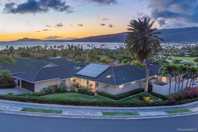 382 Poipu Drive, Honolulu, HI 96825 (MLS #202028659) :: Corcoran Pacific Properties