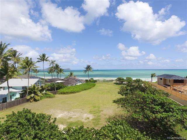 144 Kaapuni Drive, Kailua, HI 96734 (MLS #202028680) :: Corcoran Pacific Properties