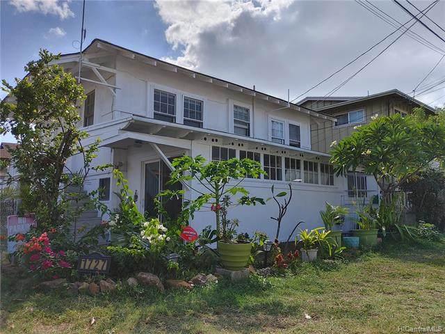 1727 Algaroba Street, Honolulu, HI 96826 (MLS #202028716) :: LUVA Real Estate