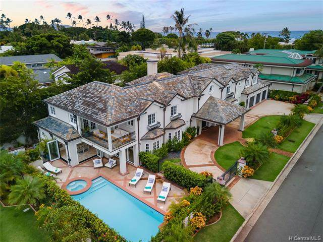 485 Kala Place, Honolulu, HI 96816 (MLS #202028719) :: Team Lally