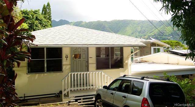 2871 Manoa Road, Honolulu, HI 96822 (MLS #202028737) :: Corcoran Pacific Properties