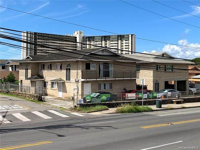 1538 Martin Street, Honolulu, HI 96819 (MLS #202028760) :: The Ihara Team