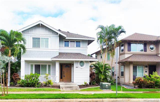 91-1043 Kai Loli Street, Ewa Beach, HI 96706 (MLS #202028815) :: The Ihara Team