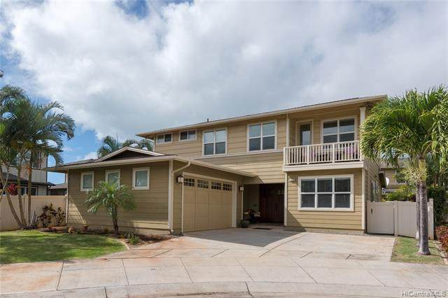 91-206 Kuloihi Place, Ewa Beach, HI 96706 (MLS #202028825) :: The Ihara Team