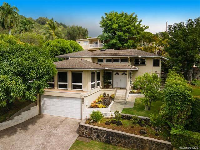 2634 Kuahine Drive, Honolulu, HI 96822 (MLS #202028865) :: Keller Williams Honolulu