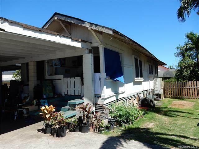 1221 Kaauwai Place, Honolulu, HI 96817 (MLS #202028866) :: LUVA Real Estate