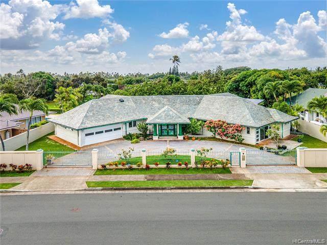 4583 Waikui Street, Honolulu, HI 96821 (MLS #202028887) :: Corcoran Pacific Properties