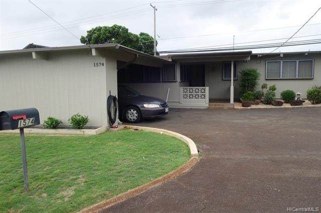 1574 Hoomoana Place, Pearl City, HI 96782 (MLS #202028900) :: The Ihara Team