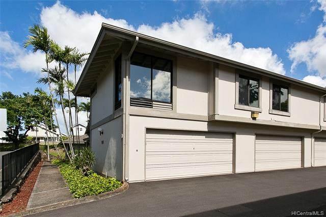 98-1791 Kaahumanu Street D, Aiea, HI 96701 (MLS #202028907) :: Keller Williams Honolulu