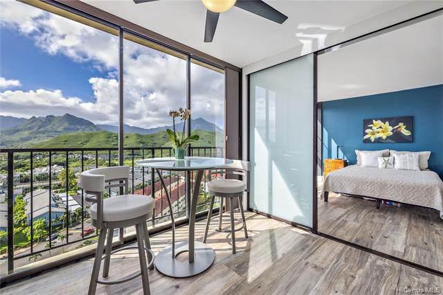 322 Aoloa Street #1404, Kailua, HI 96734 (MLS #202028930) :: Barnes Hawaii