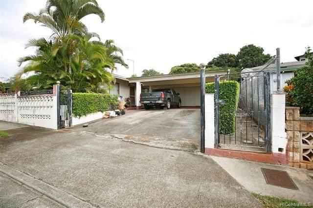 1659 Hoolehua Street, Pearl City, HI 96782 (MLS #202028949) :: Keller Williams Honolulu