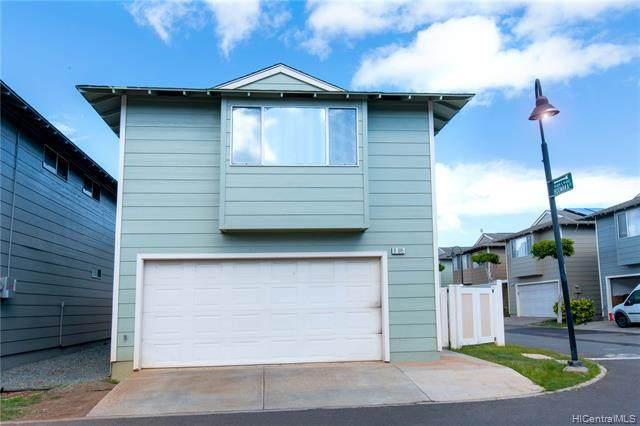 91-1045 Hoomaka Street #45, Ewa Beach, HI 96706 (MLS #202028953) :: Hawai'i Life