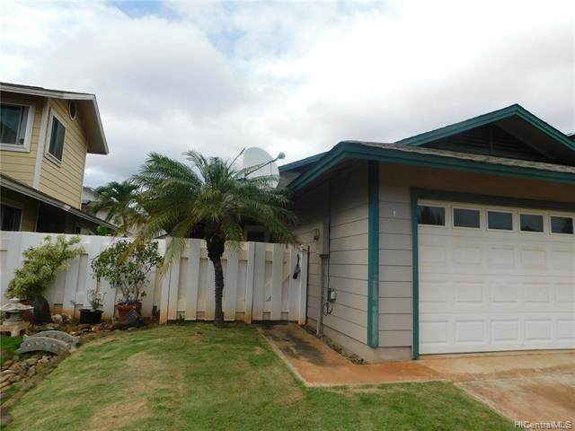 91-1016 Hoohilu Street, Ewa Beach, HI 96706 (MLS #202028977) :: Keller Williams Honolulu