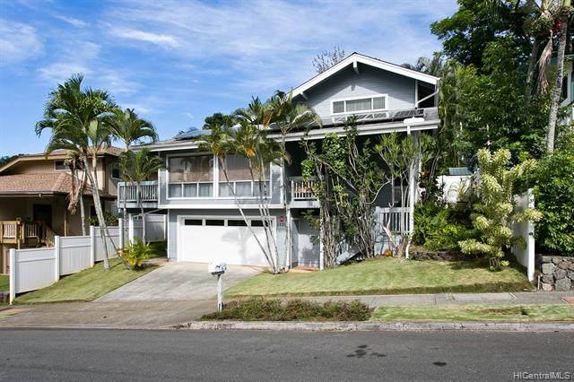 1539 Kanapuu Drive, Kailua, HI 96734 (MLS #202028980) :: The Ihara Team