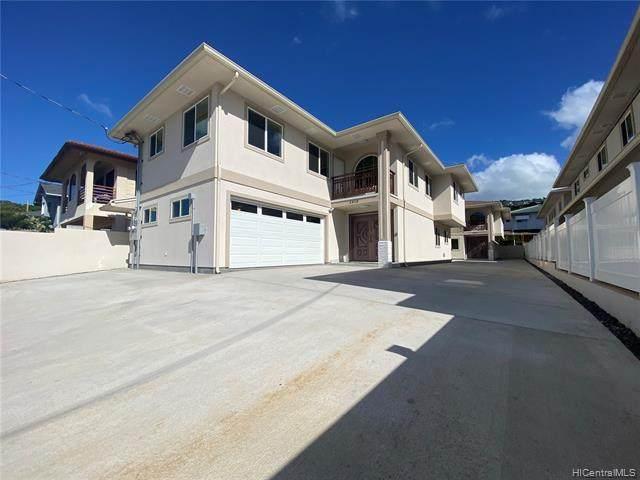 3810 Noeau Street, Honolulu, HI 96816 (MLS #202028993) :: LUVA Real Estate