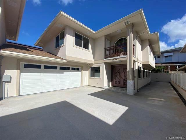 3810 A Noeau Street, Honolulu, HI 96816 (MLS #202028994) :: LUVA Real Estate