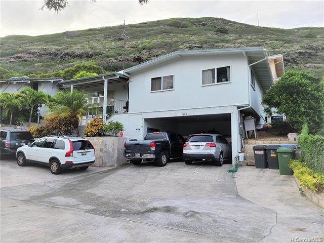 516 Pepeekeo Place, Honolulu, HI 96825 (MLS #202029004) :: Corcoran Pacific Properties