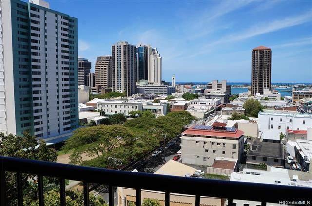 60 N Beretania Street #1201, Honolulu, HI 96817 (MLS #202029038) :: Hawai'i Life