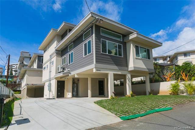 1044 Green Street C1, Honolulu, HI 96822 (MLS #202029080) :: Barnes Hawaii