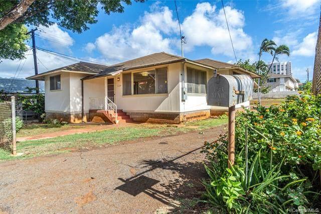 1129 7th Avenue, Honolulu, HI 96816 (MLS #202029081) :: Corcoran Pacific Properties