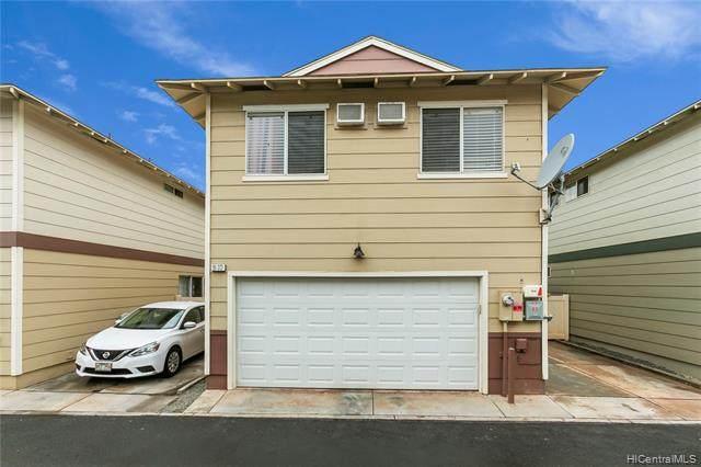 91-272 Makalauna Place #44, Ewa Beach, HI 96706 (MLS #202029114) :: Hawai'i Life