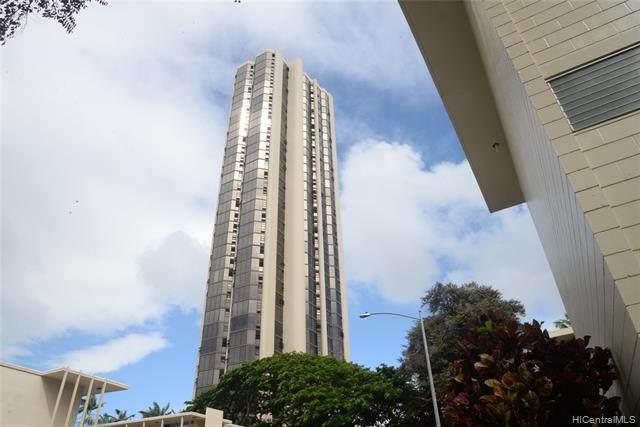 930 Kaheka Street #803, Honolulu, HI 96814 (MLS #202029126) :: LUVA Real Estate