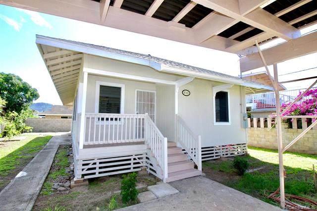 87-133 Lopikane Street, Waianae, HI 96792 (MLS #202029129) :: The Ihara Team