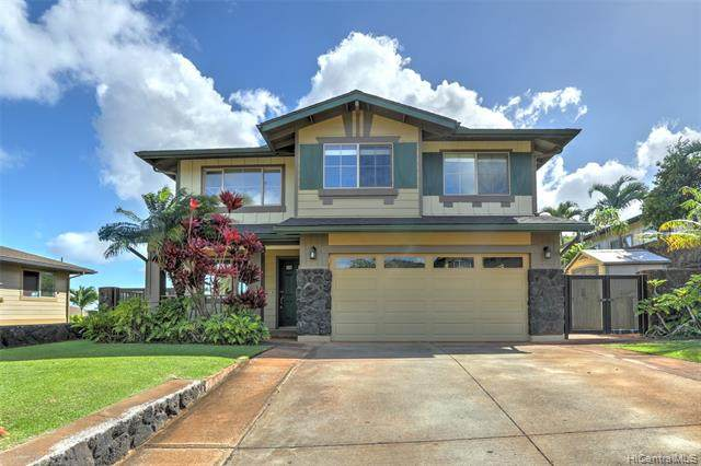 92-1477 Punawainui Street, Kapolei, HI 96707 (MLS #202029146) :: Corcoran Pacific Properties