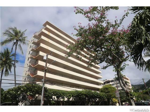 1710 Makiki Street #1001, Honolulu, HI 96822 (MLS #202029153) :: The Ihara Team