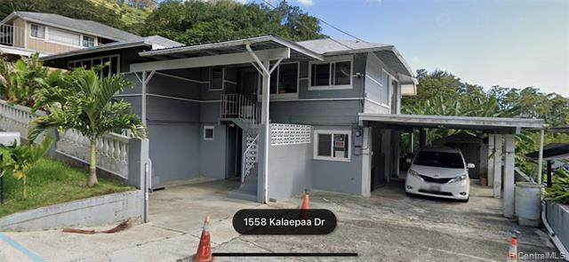 1558 Kalaepaa Drive, Honolulu, HI 96819 (MLS #202029183) :: The Ihara Team
