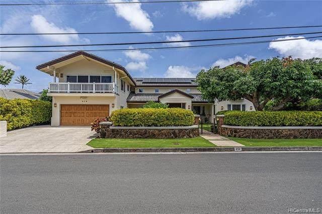 434 Portlock Road, Honolulu, HI 96825 (MLS #202029234) :: Corcoran Pacific Properties