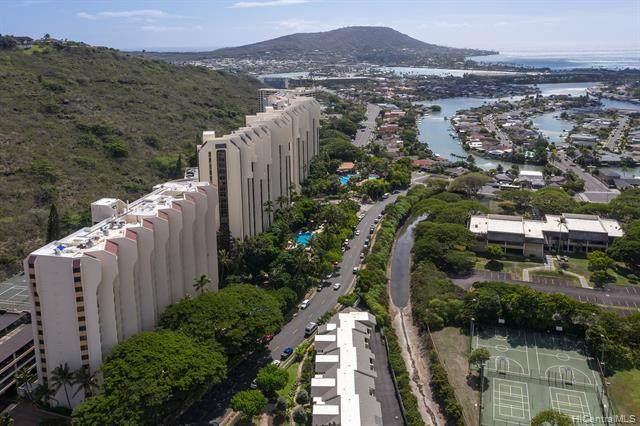 555 Hahaione Street 10E, Honolulu, HI 96825 (MLS #202029247) :: The Ihara Team