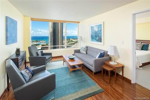1009 Kapiolani Boulevard #2707, Honolulu, HI 96814 (MLS #202029258) :: Keller Williams Honolulu