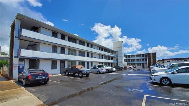 98-114 Lipoa Place #207, Aiea, HI 96701 (MLS #202029259) :: Keller Williams Honolulu