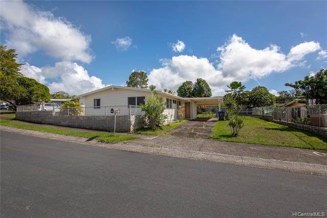 2219 Aupaka Street, Pearl City, HI 96782 (MLS #202029268) :: LUVA Real Estate