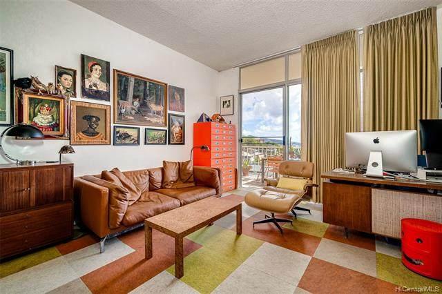 670 Prospect Street Ii806, Honolulu, HI 96813 (MLS #202029330) :: Keller Williams Honolulu