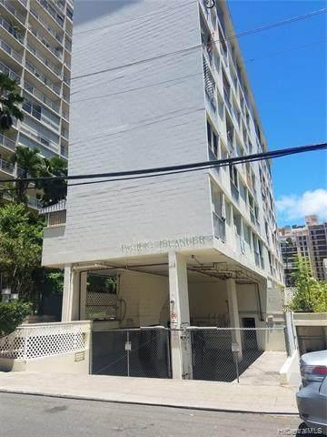 249 Kapili Street 701A, Honolulu, HI 96815 (MLS #202029363) :: The Ihara Team
