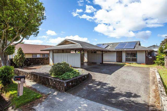 95-734 Lewanuu Street, Mililani, HI 96789 (MLS #202029379) :: The Ihara Team
