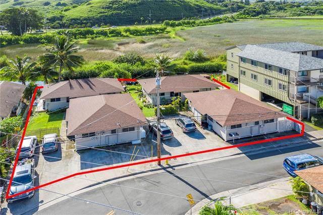 703 & 707 Kihapai Place, Kailua, HI 96734 (MLS #202029400) :: Hawai'i Life