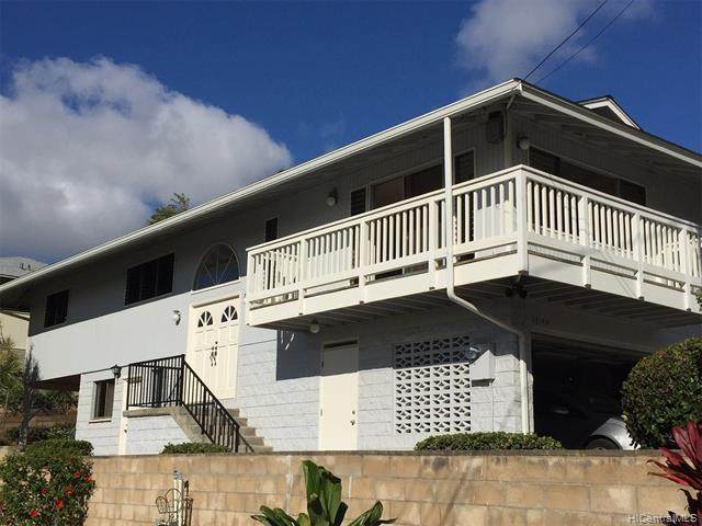 3814 Claudine Street A, Honolulu, HI 96816 (MLS #202029406) :: The Ihara Team