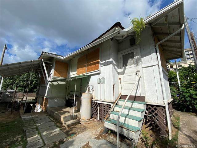 1571 Miller Street, Honolulu, HI 96813 (MLS #202029421) :: The Ihara Team