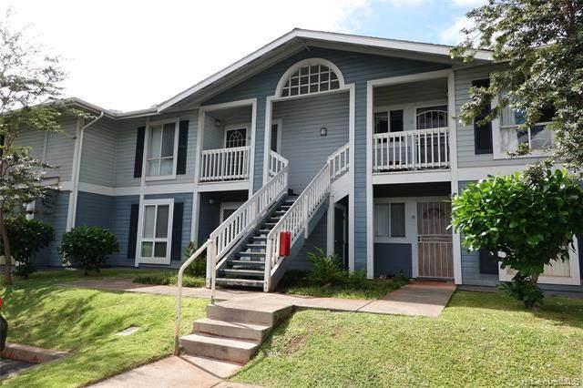 94-820 Lumiauau Street A202, Waipahu, HI 96797 (MLS #202029425) :: Keller Williams Honolulu