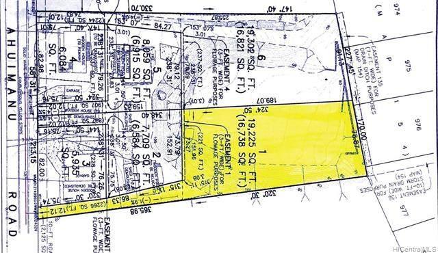 47-429 Ahuimanu Road, Kaneohe, HI 96744 (MLS #202029426) :: LUVA Real Estate