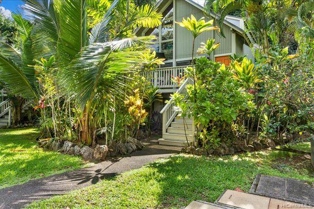 45-180 Mahalani Place #36, Kaneohe, HI 96744 (MLS #202029432) :: The Ihara Team